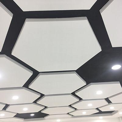玻纤吸音板吊顶应用