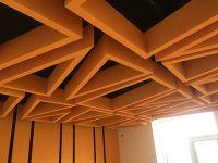 玻纤天花板应用